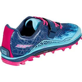 Altra King MT 1.5 Trail Running Shoes Damen blue/raspberry